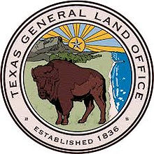 Logo: Texas General Land Office (GLO)