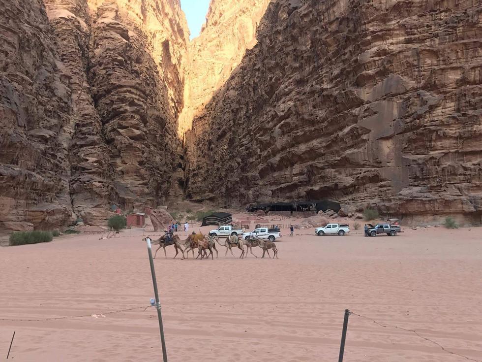 Royal Treatment in Jordan