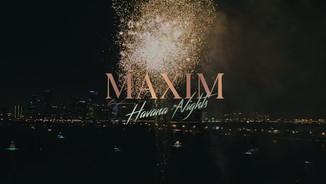 SB LIV - MAXIM: Havana Nights
