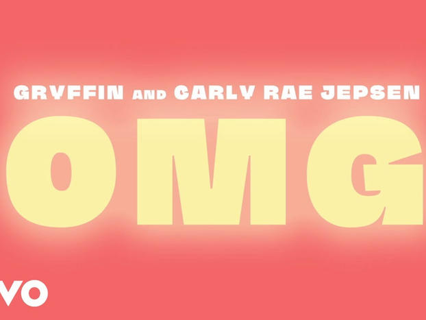 "Gryffin ft. Carly Rae Jepsen - ""OMG"" (Lyric Video)"