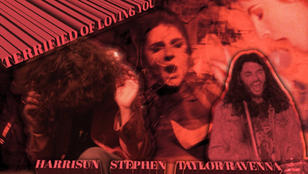 "Harrisun ft. Stephen & Taylor Raveanna - ""Terrified Of Loving You"""