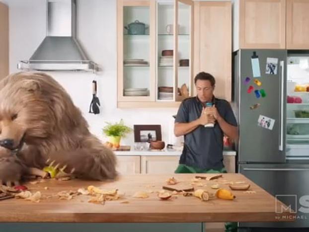 MSX: Bear In House II