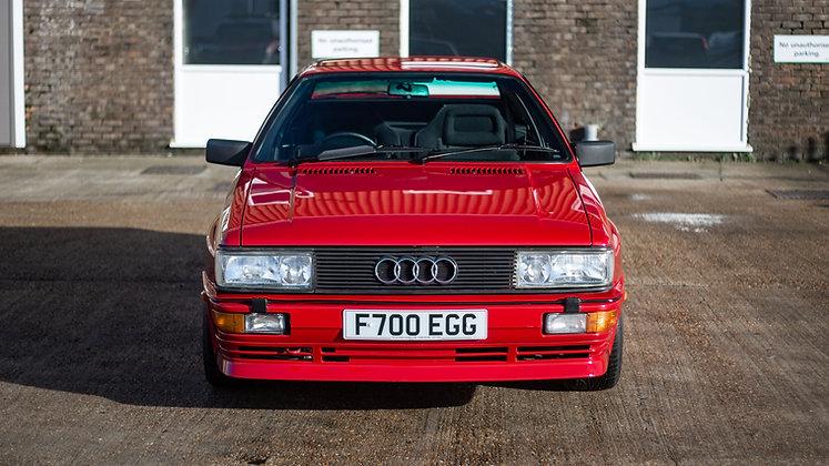 1988 Audi UR Quattro 10v