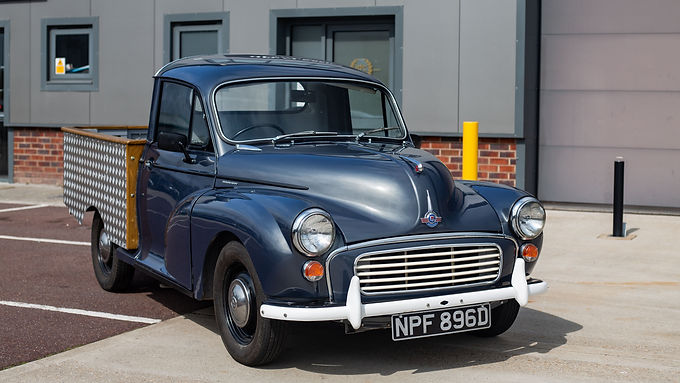 1966 Morris Minor Pickup
