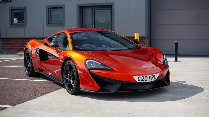 2016 McLaren 540C