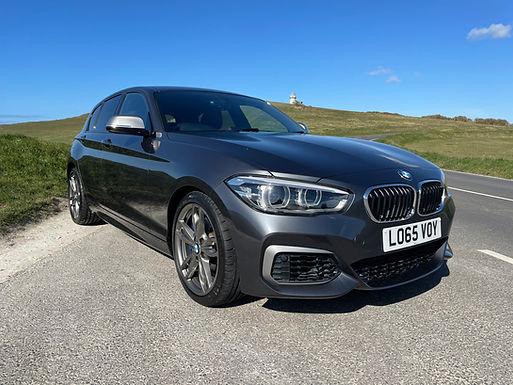 2015 BMW M135i