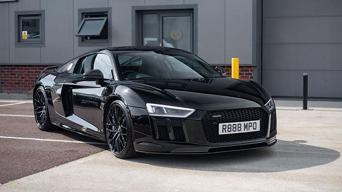 2018 Audi R8 V10 Plus, Carbon Pack, Inconel exhaust