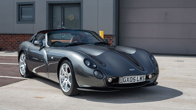 2005 TVR Tuscan S - MK2