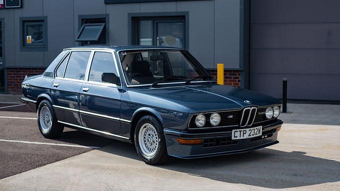 1980 BMW M535i E12