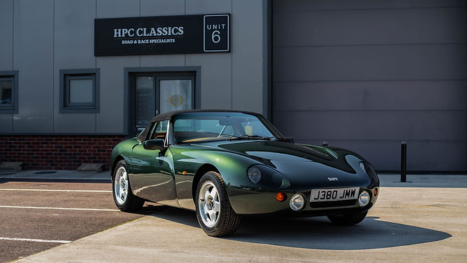 1992 TVR Griffith 400 Pre-Cat
