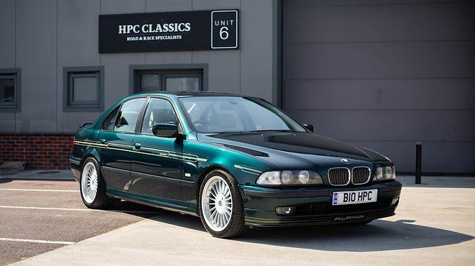 1998 Alpina B10 V8 - No. 388