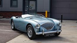 1955 Austin Healey 100/4 BN1 - 3 speed manual 100M spec.