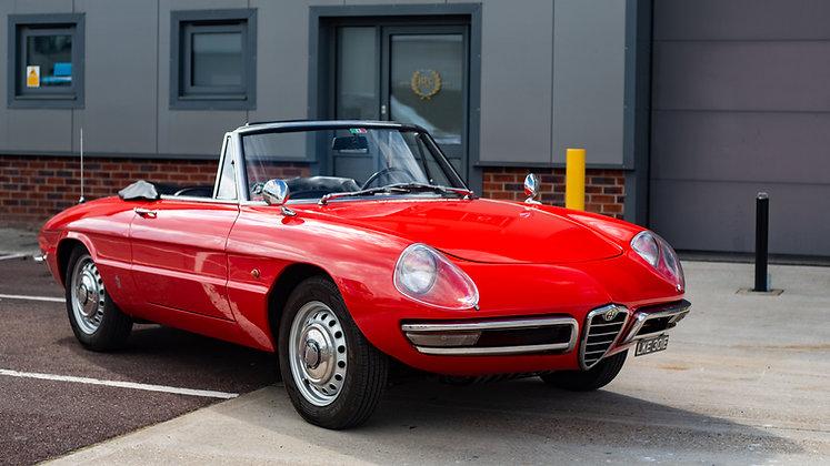 1967 Alfa Romeo Duet