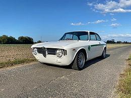 1967 - Alfa Romeo GTV - 2000 Nord engine