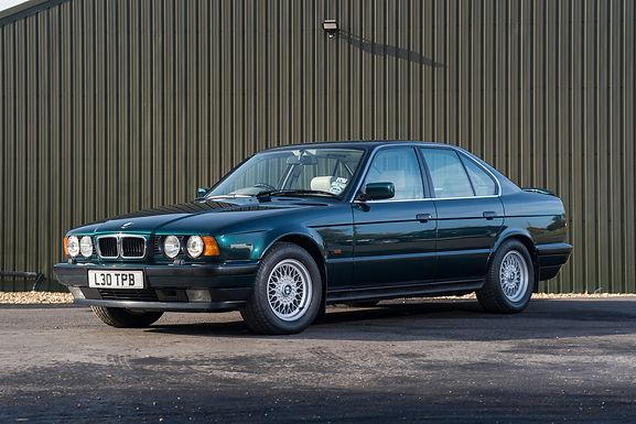 1993 BMW 530i V8 E34