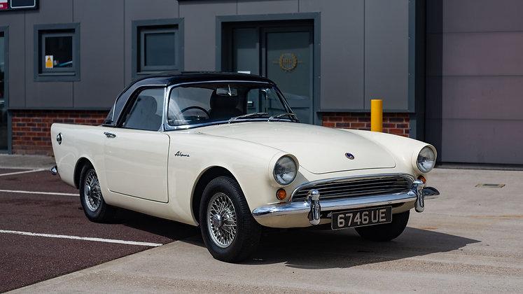 1961 Sunbeam Alpine Series 2