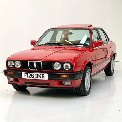 1989 BMW 318i SE (e30)