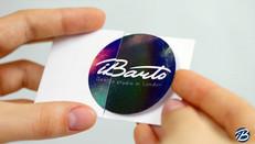 logo business card