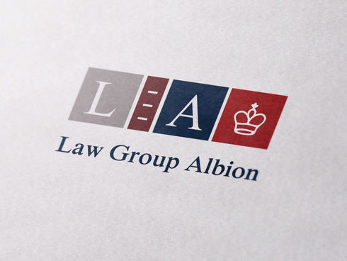 Law Group Albion Logo UK