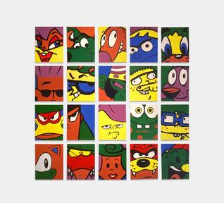 Cartoons from 2000