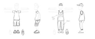 Outfit development