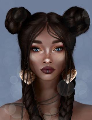 Nyane Portrait