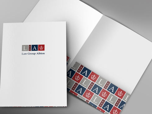 Law Group Albion Folder