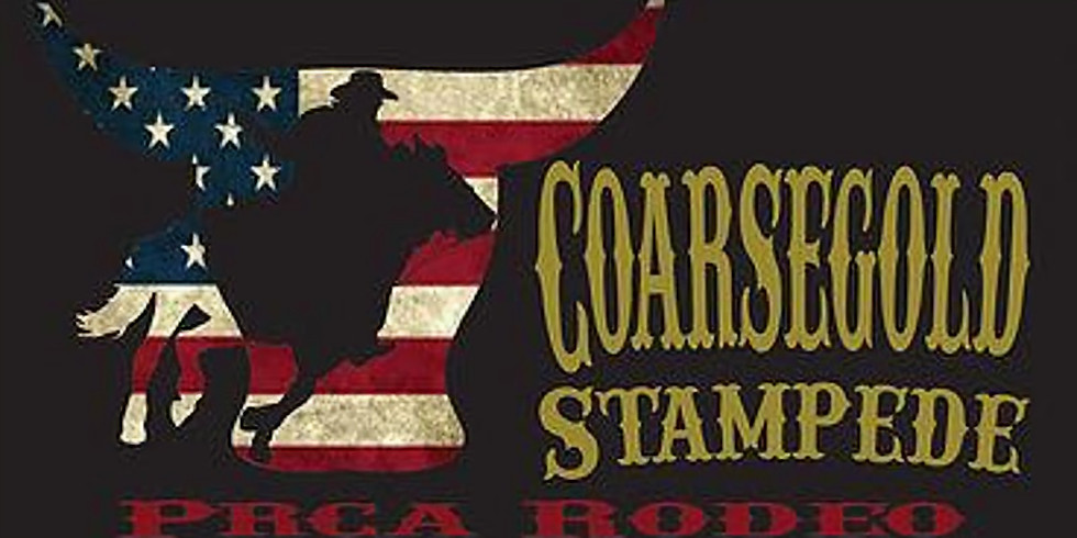 4th Annual Coarsegold Stampede PRCA Rodeo