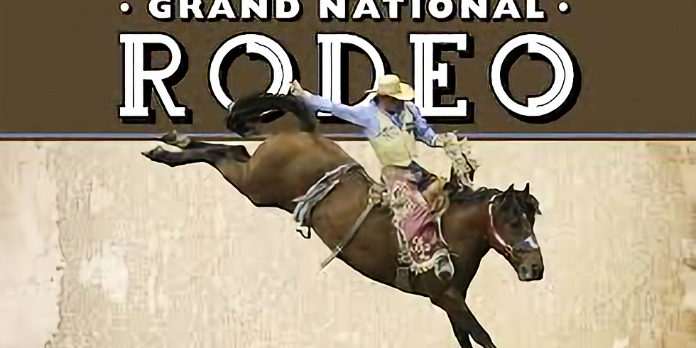 74th Annual Grand National Rodeo