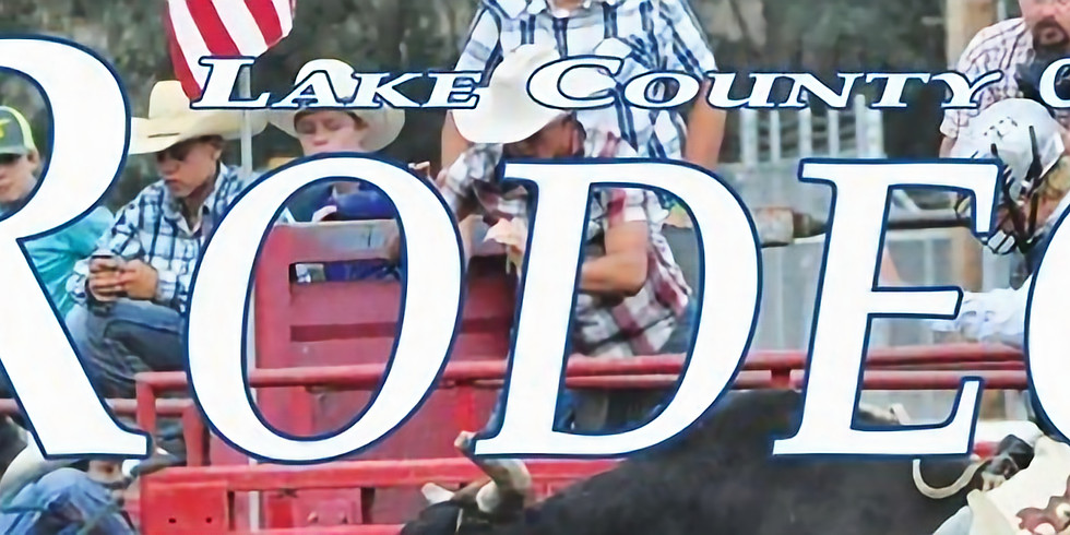 90th Annual Lake County Rodeo