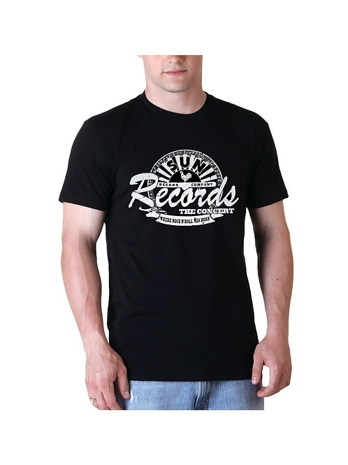 Sun Records The Concert Mens T Shirt