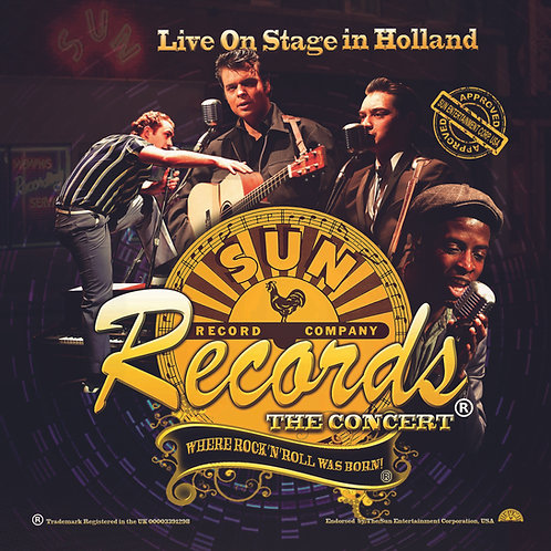 Sun Records The Concert - Live in Holland CD
