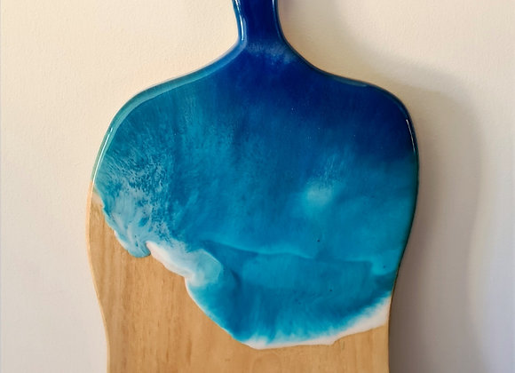 Resin Art Large Charcuterie board