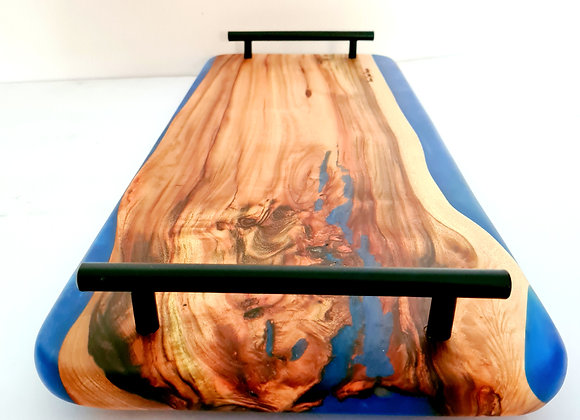 Resin and timber Grazing Serving Board