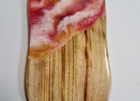 Resin Art Cheeseboard