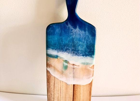 Resin Art Small Charcuterie board