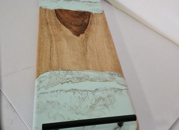 Resin Art Grazing Serving Board