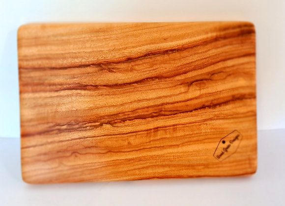 Camphor Laurel timber cutting board