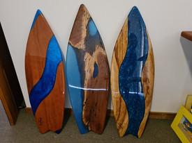 Surfboard Wall Art