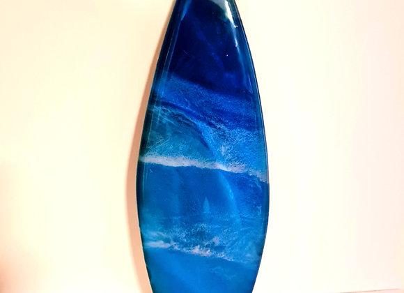 Resin Art Mini Surfboard
