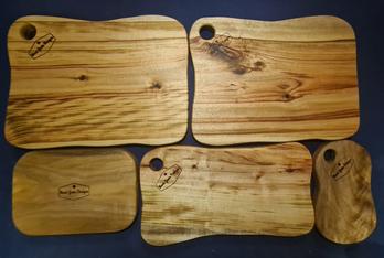 Camphor Laurel Timber Boards