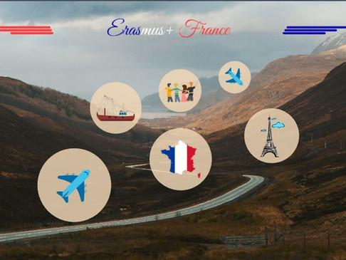 Experiencia Erasmus+ Francia 18-19