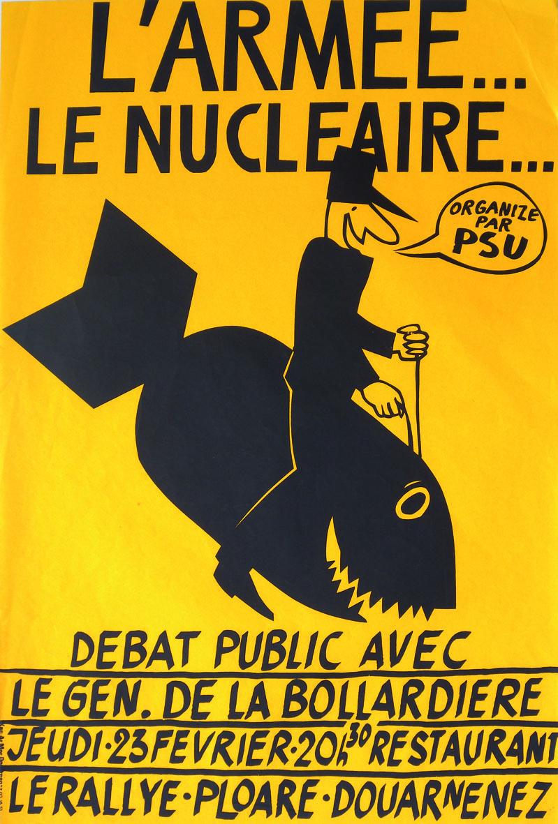 L'armée Le nucléaire