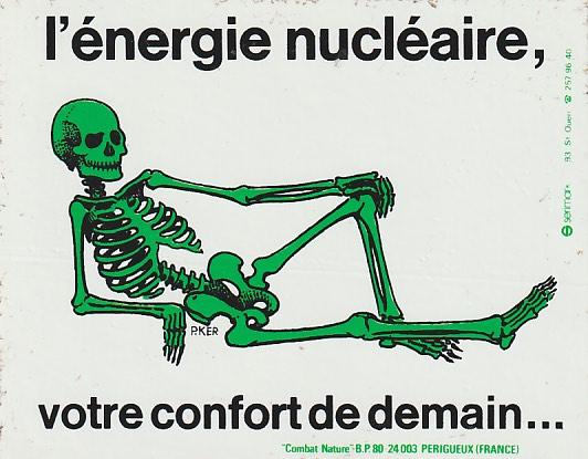 Nucléaire votre confort de demain