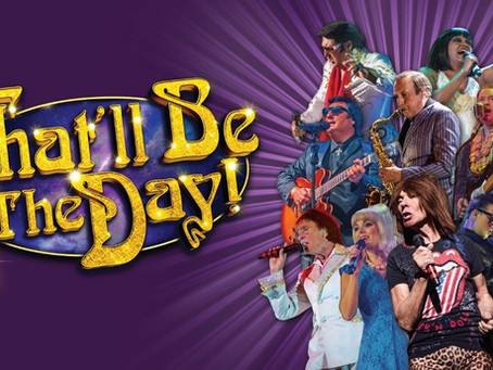 That'll Be The Day. Embassy Theatre Skegness. 18 September 2021