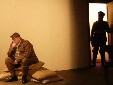 The Fulstow Boys by Gordon Steel at the Caxton Theatre Grimsby