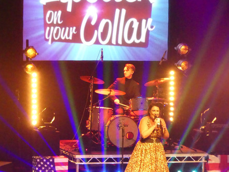 Lipstick On Your Collar. The Embassy Theatre Skegness. 03 September 2021