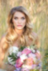 Бохо свадьба локоны макияж свадьба прическа
