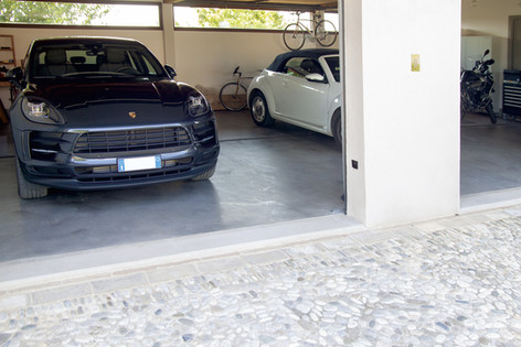 Resin Garage