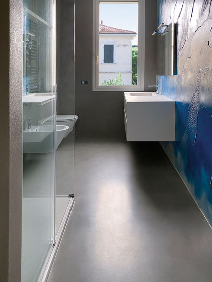 ocean bathroom
